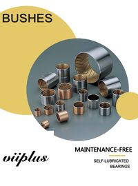 Clutch Belt Pulley Bimetal Bushing